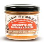 kozí syr a sušenými paradajkami