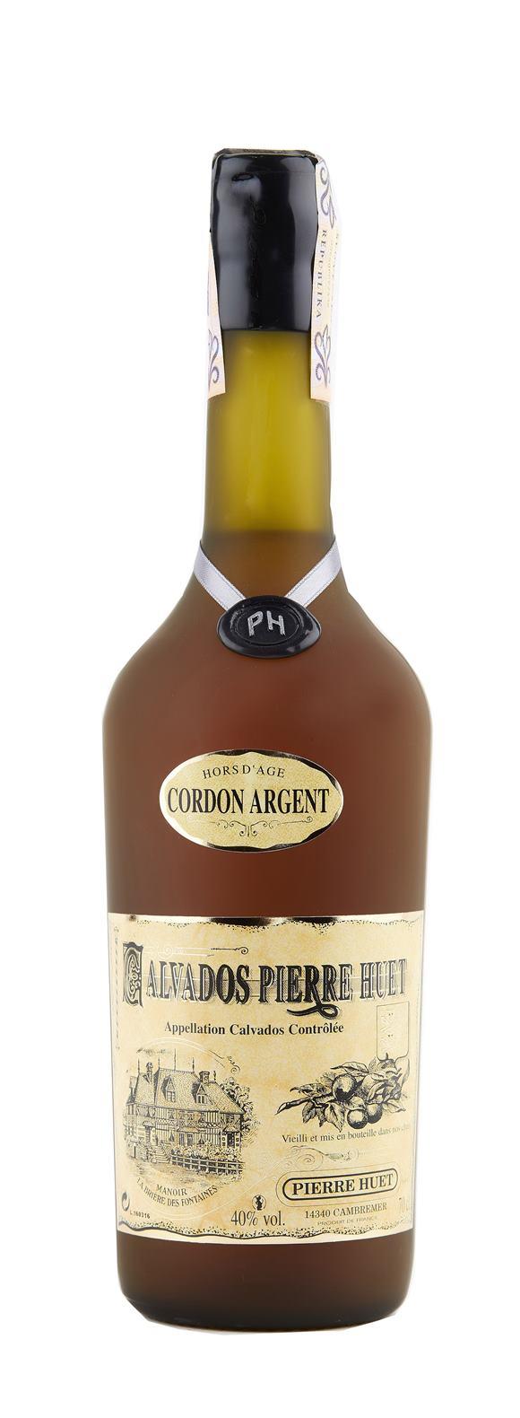 CALVADOS CORDON ARGENT