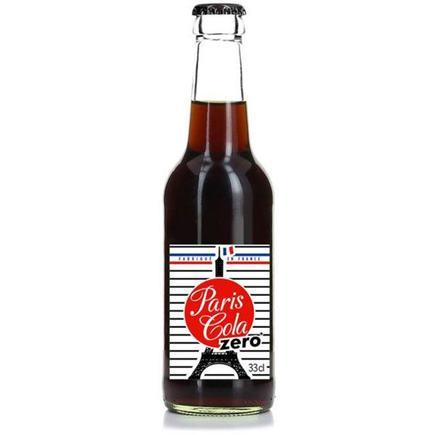 Paris Cola Zero