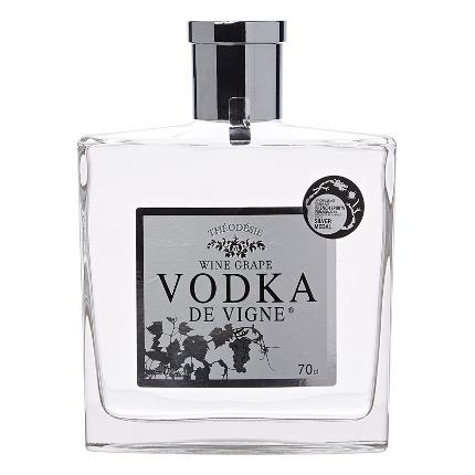 VODKA de Vigne