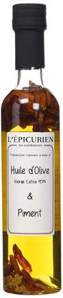 Olivový olej s hľuzovkou