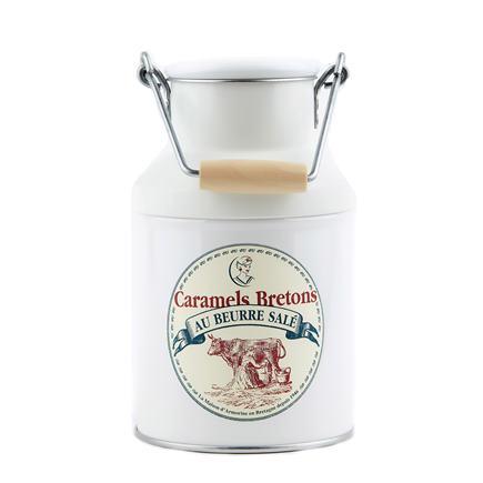Tradičný slaný karamel z Bretónska
