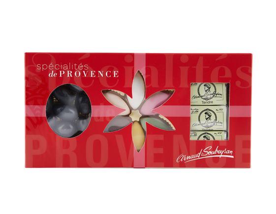 Rozmanité sladkosti z provensalska