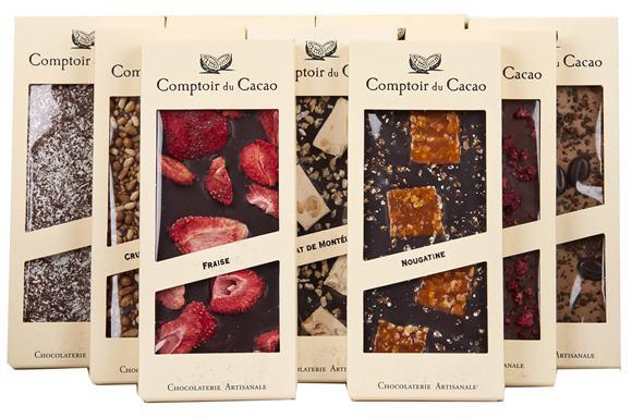Les tablettes Gourmet